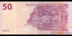 Congo - RD - p091A - 50 francs - 30.06.2013 - Banque Centrale du Congo