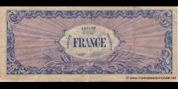 France - p123a - 100 Francs - 1944 - Forces Alliées