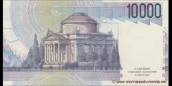 Italie - p112d - 10.000 Lire - 03.09.1984 - Banca d'Italia