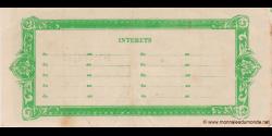 Haïti - p501 - 1 Gourde - 1964 - Banque Nationale de la République d'Haïti - Agent Fiscal