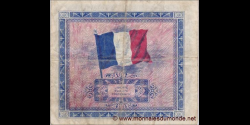 France - p115a - 5 Francs - 1944 - Forces Alliées