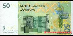 Maroc - p69a - 50 Dirhams - 2002 - Bank Al - Maghrib
