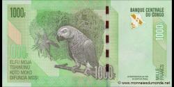 Congo - RD - p101a - 1 000 francs - 02.02.2005 - Banque Centrale du Congo