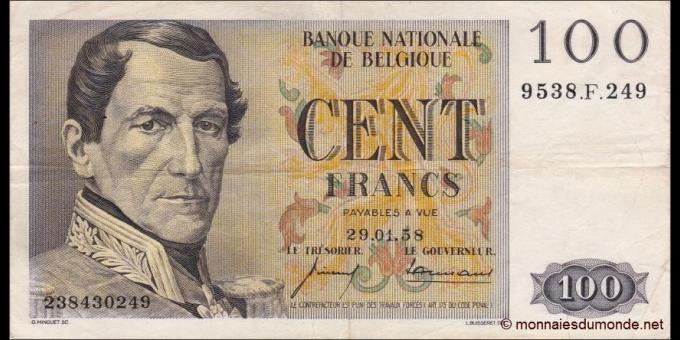 Belgique-p129c