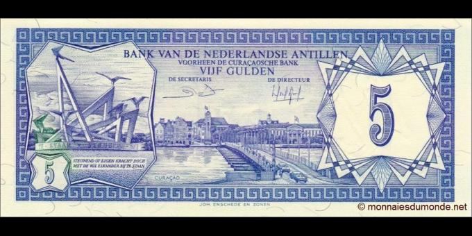 Antilles Néerlandaise-p15b