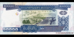 Laos - p35b - 10.000 Kip - 2003 - Bank of the Lao Peoples Democratic Republic