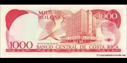 Costa - Rica - p264f - 1.000 Colones - 14.09.2005 - Banco Central de Costa Rica