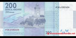 Maroc - p77 - 200 Dirhams - 2013 - Bank Al - Maghrib