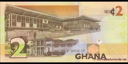 Ghana - p37Ab - 2 cedis - 06.03.2013 - Bank of Ghana