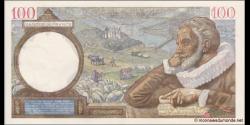 France - p094 - 100 Francs - 9.1.1941 - Banque de France
