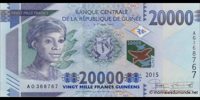 Guinée-pNew20000