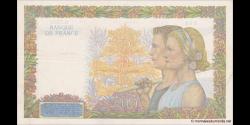 France - p095b - 500 Francs - 15.10.1942 - Banque de France