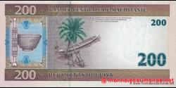 Mauritanie - p11b - 200 Ouguiya - 28.11.2006 - Banque Centrale de Mauritanie