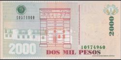 Colombie - p457u - 2.000 Pesos - 30.07.2014 - Banco de la República