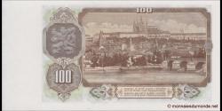 Tchécoslovaquie - p86b - 100Korún Československých - 1953 - Státní Banka Československá