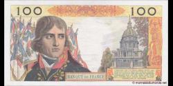 France - p144 - 100 Nouveaux Francs - 02.05.1963 - Banque de France