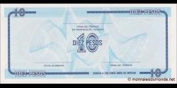 Cuba - pFX22 - 10Pesos - ND - Banco Nacional de Cuba