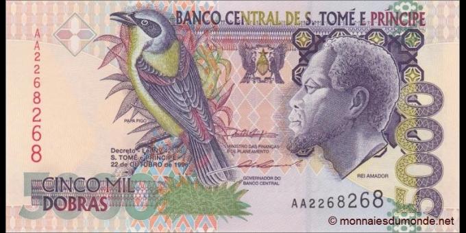 Sao Tomé et Príncipe-p65a2