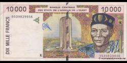Sénégal-p714Kc
