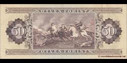 Hongrie - p170g - 50 Forint - 4.11.1986 - Magyar Nemzeti Bank
