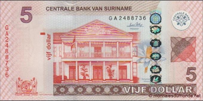 Suriname-p162a