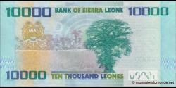 Sierra - Leone - p33 - 10.000 Leones - 27.04.2010 - Bank of Sierra Leone