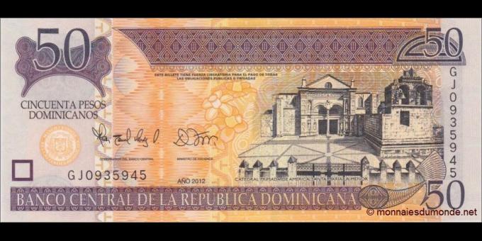 République Dominicaine-p183c