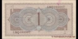 Pays-Bas - p72 - 1 Gulden - 08.08.1949 - Ministerie van Financiën