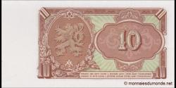 Tchécoslovaquie - p83b - 10Korún Československých - 1953 - Státní Banka Československá