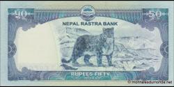 Nepal - p79 - 50Roupies - 2015 - Nepal Rastra Bank