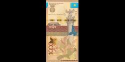 Kazakhstan - p46b - 1.000Tenge - 2014 - Kazakstan Ülttyk Banki