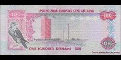Emirats Arabes Unis - p30f - 100 Dirhams - 2014 - United Arab Emirates Central Bank