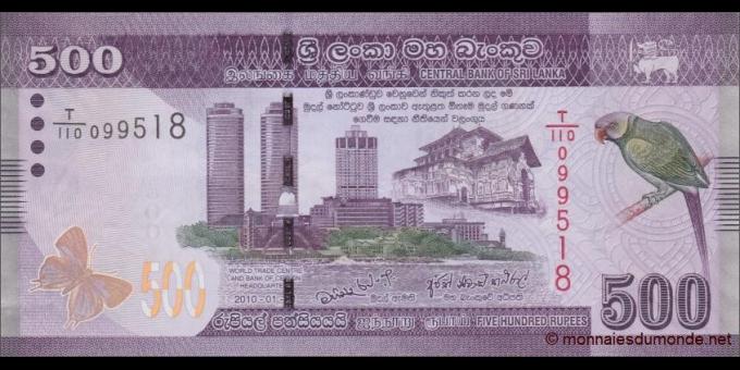 Sri Lanka-p126a