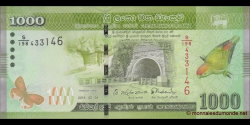 Sri Lanka-p127c