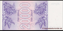 Georgie - p46b - 20.000 Kuponi - 1994 - Georgian National Bank