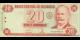 Nicaragua - p197 - 20 Córdobas - Res. 10.03.2006 - Banco Central de Nicaragua