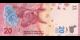 Argentine - p361 - 20Pesos - ND (2017) - Banco Central de la República Argentina