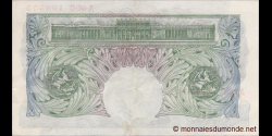 Angleterre - p369b - 1 Pound - ND (1948-1960) - Bank of England
