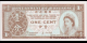 Hong Kong - p325e - 1 Cent - ND (1992-95) - Government of Hong Kong