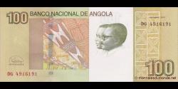 angola - p152 - 50 kwanzas - 10.2012 - Banco Nacional de Angola