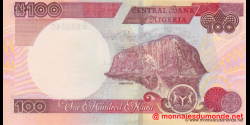 Nigeria - p28k - 100 Naira - 2011 - Central Bank of Nigeria