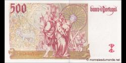Portugal - p187c - 500 Escudos - 2000 - Banco de Portugal