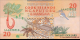 Cook - Islands - p09 - 20 Dollars - ND (1992) - Ministry of Finance