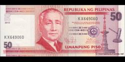 Philippines - p193d - 50Piso - 2013 - Bangko Sentral ng Pilipinas