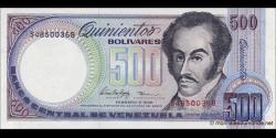 Venezuela - p67f - 800 Bolívares - 05.02.1998 - Banco Central de Venezuela