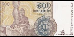 Roumanie - p098b - 500 Lei - 04.1991 - Banca Naţională a României
