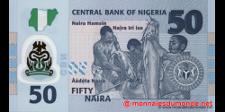 Nigeria - p37 - 50 Naira - 30.09.2010 - Central Bank of Nigeria