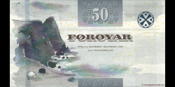 Féroé - p29 - 50 Krónur - 2011 - Faeroe Islands Government
