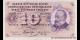 Suisse - p45n2 - 10 Franken / Francs - 15.05.1968 - Schweizerische Nationalbank / Banque Nationale Suisse