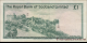 Ecosse - p336c - 1 Pound Sterling - 1.05.1975 - Royal Bank of Scotland